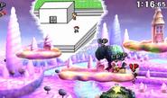 Árbol de Magicant en SSB4 (3DS)