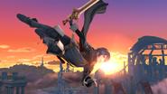 Créditos Modo Senda del guerrero Lucina SSB4 (Wii U)