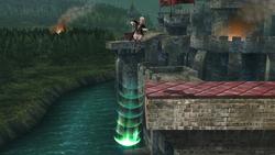 Elwind diagonal (2) SSB4 (Wii U)