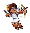 Pegatina de Pit (Kid Icarus OM&M) SSBB
