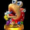 Trofeo de Bulbo SSB4 (3DS)