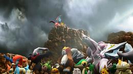 Varios Pokémon en el Tráiler de Greninja (2) SSB4