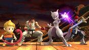 Colección de combatientes n.º 1 SSB4 (Wii U)