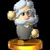Trofeo de Alfredo SSB4 (3DS)