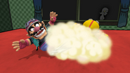 Tufo Wario (3) SSB4 (Wii U)