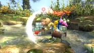 Pikmin alados (3) SSB4 (Wii U)