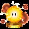 Trofeo de Chispino SSB4 (3DS)