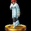Trofeo de Madeline Bergman SSB4 (Wii U)