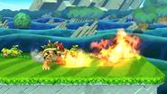 Aliento de fuego (1) SSB4 (Wii U)