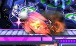 Ataque explosivo SSB4 (3DS)