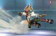 Ataque rápido Fox SSBB
