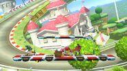 Circuito Mario SSB4 (Wii U) (5)