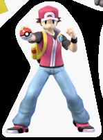 Pegatina Entrenador Pokémon SSBB