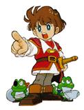 Pegatina Príncipe Sabure SSBB