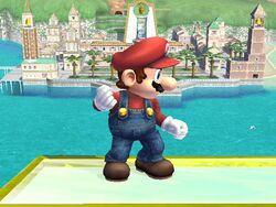 Pose de espera 2 (1) Mario SSBB