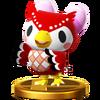 Trofeo de Estela SSB4 (Wii U)