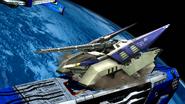Landmaster (Fox) (3) SSB4 (Wii U)