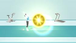 Saludo concentrado (1) SSB4 (Wii U)