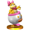 Trofeo Wendy SSB4 (3DS)