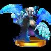 Trofeo de Arzodius el Maligno SSB4 (3DS)