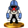 Trofeo de Crygor SSB4 (Wii U)