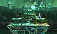 Vista general de Midgar SSB4 (3DS)