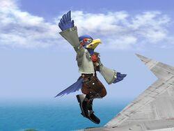 Ataque Fuerte Superior Falco SSBB (1)
