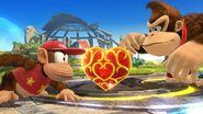 Contenedor de corazon SSB4 (Wii U)