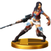 Trofeo de Sharla SSB4 (Wii U)