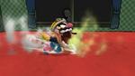 Aliento fétido (1) SSB4 (Wii U)