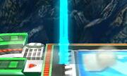 Burla inferior Mega Man SSB4 (3DS) (1)