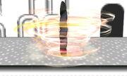 Burla superior Meta Knight SSB4 (3DS)