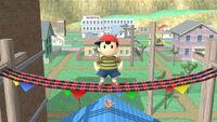 Burla superior Ness (1) SSB4 (Wii U)