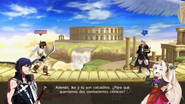Chrom en la Burla Smash del Templo de Palutena SSB4 (Wii U)