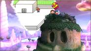 Créditos Modo Leyendas de la lucha Ness SSB4 (3DS)