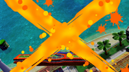Pintura de Mario Oscuro SSB4 (Wii U)