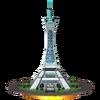 Trofeo de Torre Prisma SSB4 (3DS)