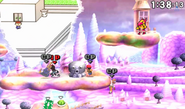 Visión de Mother de Magicant en SSB4 (3DS)