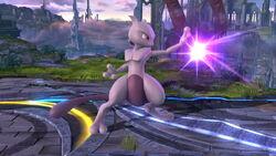 Agarre Mewtwo SSB4 (Wii U)