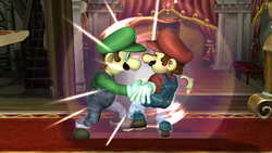 Agarre normal Luigi SSBB (2)