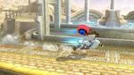 Brazal ultraveloz SSB4 (Wii U)