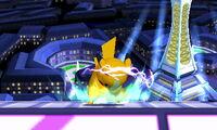 Burla superior Pikachu SSB4 (3DS)