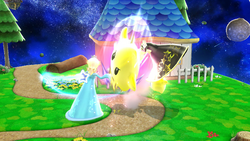Destello guardián (2) SSB4 (Wii U)