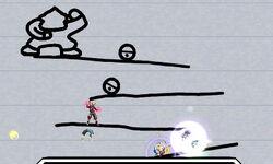 Dibujo de PictoChat 2 SSB4 (3DS) (4)