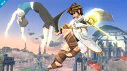 Entrenadora de Wii Fit y Pit SSB4 (Wii U)