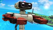 R.O.B. en Pilotwings SSB4 (Wii U)