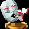 Trofeo de Andross SSB4 (Wii U)