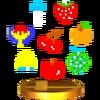 Trofeo de Fruta de bonificación SSB4 (3DS)