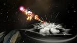 Salto rápido SSB4 (Wii U)