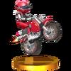 Trofeo de Excitebike SSB4 (3DS)